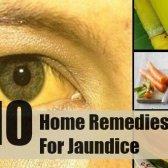 10 meilleurs remèdes maison pour la jaunisse