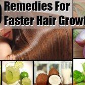 10 Accueil recours pour la croissance plus rapide des cheveux