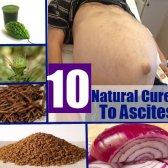 10 remèdes naturels à l'ascite