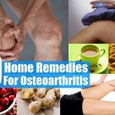 10 Remèdes naturels pour l'arthrose