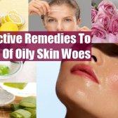 10 remèdes simples et efficaces pour se débarrasser des maux de peau grasse
