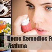 11 remèdes à la maison pour l'asthme