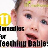 11 Accueil recours pour la dentition des bébés
