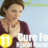 11 remède naturel pour une hernie hiatale