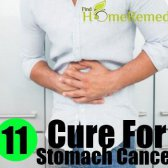 11 remède naturel pour le cancer de l'estomac