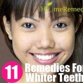 11 remèdes maison superbe pour des dents plus blanches