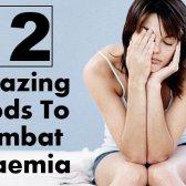 12 aliments pour lutter contre l'anémie étonnants