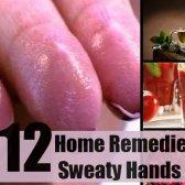 12 Accueil recours pour les mains moites