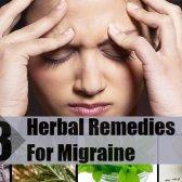 13 remèdes à base de plantes pour la migraine