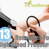 13 Accueil recours pour la haute pression sanguine