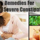 13 remèdes à la maison pour la constipation sévère