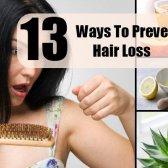 14 conseils de régime efficace pour la perte de cheveux