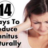 14 façons de réduire les acouphènes naturellement