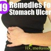 5 remède naturel pour les ulcères de l'estomac