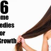 16 meilleurs remèdes maison pour la croissance des cheveux