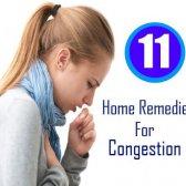 Les 11 plus faciles remèdes maison pour la congestion