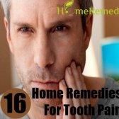 16 Accueil recours pour la douleur des dents de sagesse