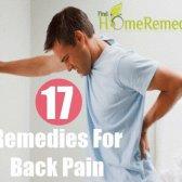 17 remèdes maison pour les maux de dos