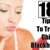 18 Conseils pour traiter les points noirs menton naturellement à la maison