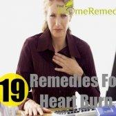 19 remèdes à la maison pour les brûlures d'estomac