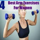 4 meilleurs exercices pour les bras pour les femmes