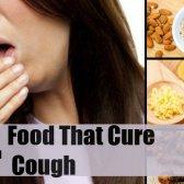 4 Le meilleur repas que guérir la toux
