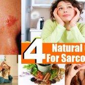 4 remède naturel pour la sarcoïdose