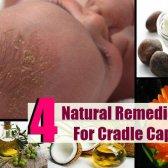 4 remèdes naturels de confiance pour les croûtes de lait