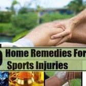 5 remèdes maison étonnants pour les blessures sportives