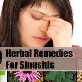 5 meilleurs remèdes pour la sinusite
