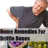 5 meilleurs remèdes maison pour les os fragiles