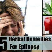 5 remèdes efficaces pour l'épilepsie