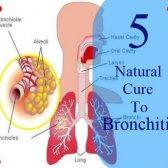 5 Excellente herbes pour guérir la bronchite