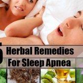5 remèdes à base de plantes pour l'apnée du sommeil