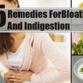 5 Accueil recours pour les ballonnements et l'indigestion