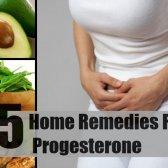 5 Accueil recours pour la progestérone