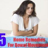 5 remèdes maison pour promouvoir des selles régulières
