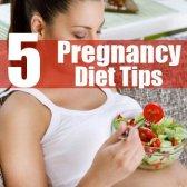 5 conseils de régime post grossesse précieux