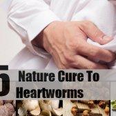 5 cure de nature simple pour les vers du cœur
