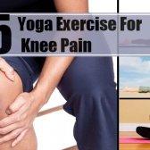 5 Top exercice de yoga pour la douleur au genou