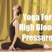 Yoga pour la haute pression sanguine