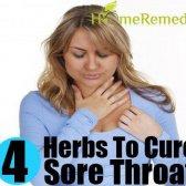 Ultimes 11 remèdes maison pour les maux de gorge