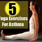 5 exercices de yoga pour l'asthme