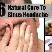 6 meilleurs remèdes naturels à sinus maux de tête