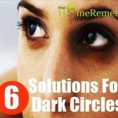 6 solutions définitives pour les cernes