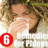 6 remèdes efficaces à domicile pour le flegme