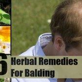 6 excellents remèdes pour la calvitie