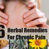 6 Les plantes médicinales pour la douleur chronique