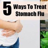 6 Accueil recours pour la grippe de l'estomac