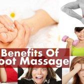 6 avantages hallucinants de massage des pieds